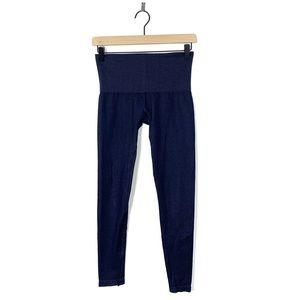 Spanx Assets Blue Indigo Stretch Skinny Legging S
